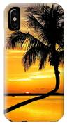 Crooked Palm IPhone Case
