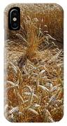 Crop Circle At Bishops Canning IPhone Case
