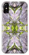 Cross In The Forest IPhone Case