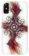 Cross Of Nature IPhone Case