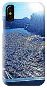 Crossing The Final Bridge Home IPhone Case