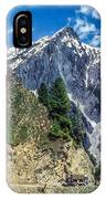Crossing The Himalayas IPhone Case