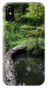 Crossing The Pond IPhone Case