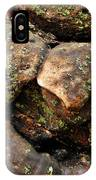 Crotchety Old Moss Covered Tree Man IPhone Case
