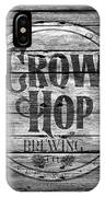 Crow Hop Brewing IPhone Case