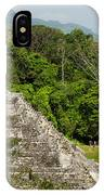 Crowd At Palenque IPhone Case
