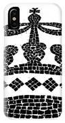Crown Graphic Design IPhone Case