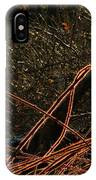Crown Of Thorns II IPhone Case