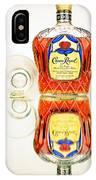 Crown Royal 3 IPhone Case