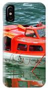 Cruise Ship Tender Boat  IPhone Case