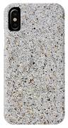 Crushed Shell Sidewalk IPhone Case