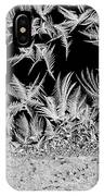 Crystal Feathers IPhone Case