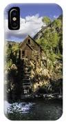 Crystal Mills Mine IPhone Case