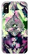 Crystal Royale Fractal IPhone Case