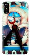 Crystal Theatre IPhone Case