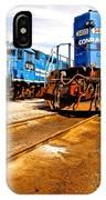 Csx Railroad IPhone Case