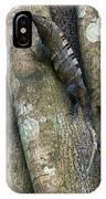 Ctenosaur 3 IPhone Case