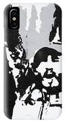 Cuban Revolution Painted On A Wall IPhone Case