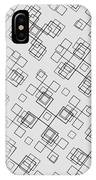 Cubicle Calligraphy IPhone Case