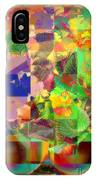 Flowers In Round Bowls - Outdoor Markets Of New York City IPhone Case
