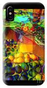 Fruit Collage Mini-print IPhone Case