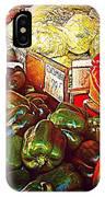 Cucumber 79 Cents IPhone Case