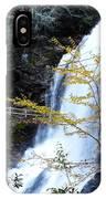 Cullasaja's Dry Falls IPhone Case