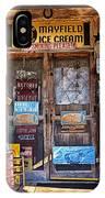 Cumberland Mountain General Store IPhone Case