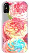 Cupcake Suite IPhone Case
