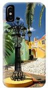 Curacao Colorful Architecture IPhone Case