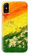 Curb Abstract IPhone Case