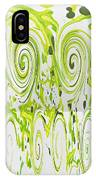 Curly Greens IPhone Case