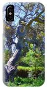 Curly Tree IPhone Case