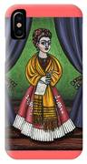 Curtains For Frida IPhone Case