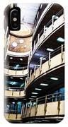 Curved Walkways IPhone Case