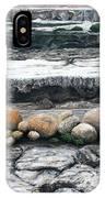 Cushion Bush Dam IPhone Case