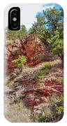Custer State Park Ecology IPhone Case