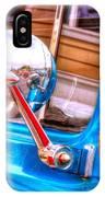 Custom Cab 14854 IPhone Case