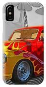 Custom Flames IPhone Case