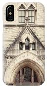 Customs House IPhone Case