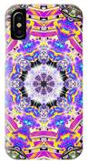 Cymatic Gateway IPhone Case