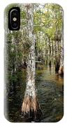 Cypres Swamp-1 IPhone Case