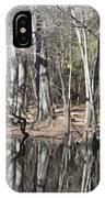 Cypress Bog IPhone Case