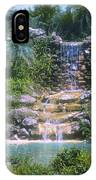 Cypress Garden Waterfalls IPhone Case