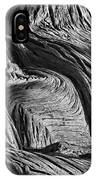 Cypress Tree Abstract IPhone Case