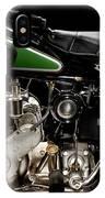 D-rad R11 Engine IPhone Case