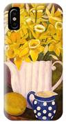 Daffies IPhone Case