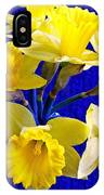Daffodils 3 IPhone Case