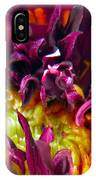 Dahlia Fairies Delight IPhone Case