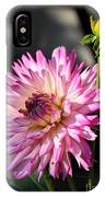Dahlia Generations IPhone Case